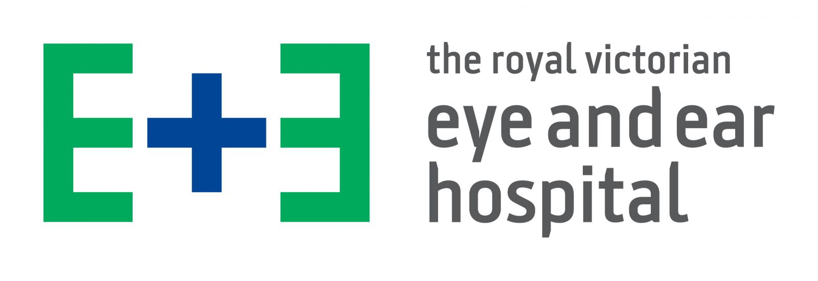 the royal victorian eye and ear hospital logo